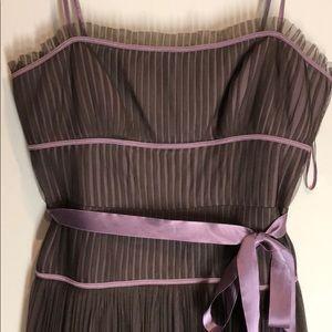 BCBGMaxAzria Dresses - BCBGMaxAzria purple dress